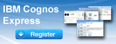IBM Cognos Express. Register